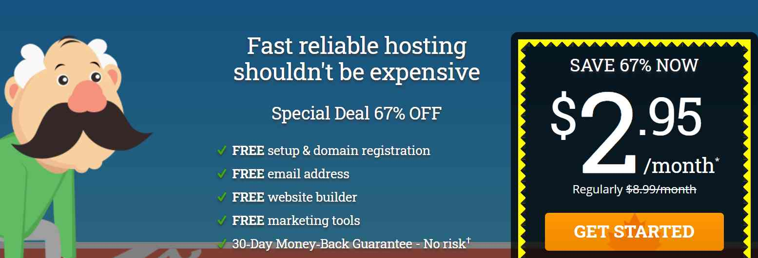 Hostpapa WordPress Hosting- Canada