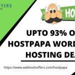 Hostpapa Wordpress Hosting Deal