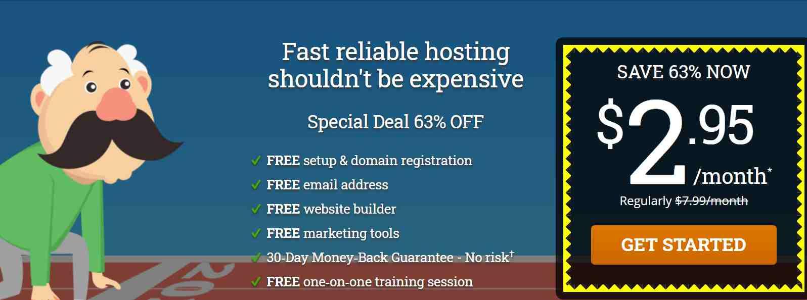Hostpapa WordPress Hosting Disocunt Code