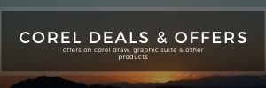 coreldraw deals and offers