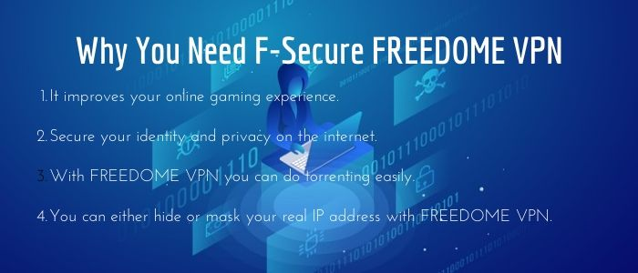 f-secure freedome discount code
