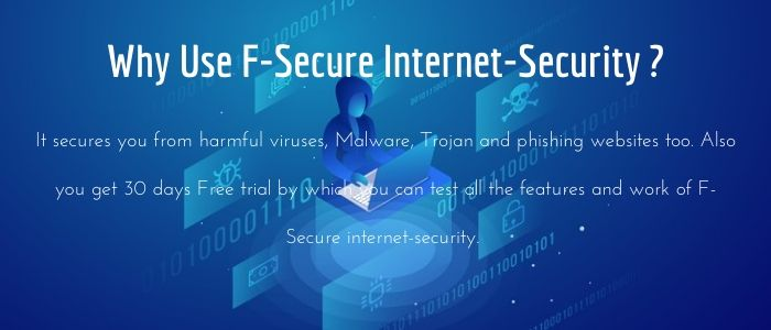 f secure internet security discount code