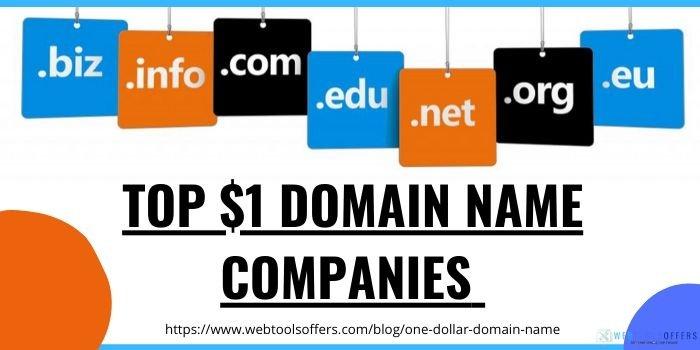 $1 Domain Names