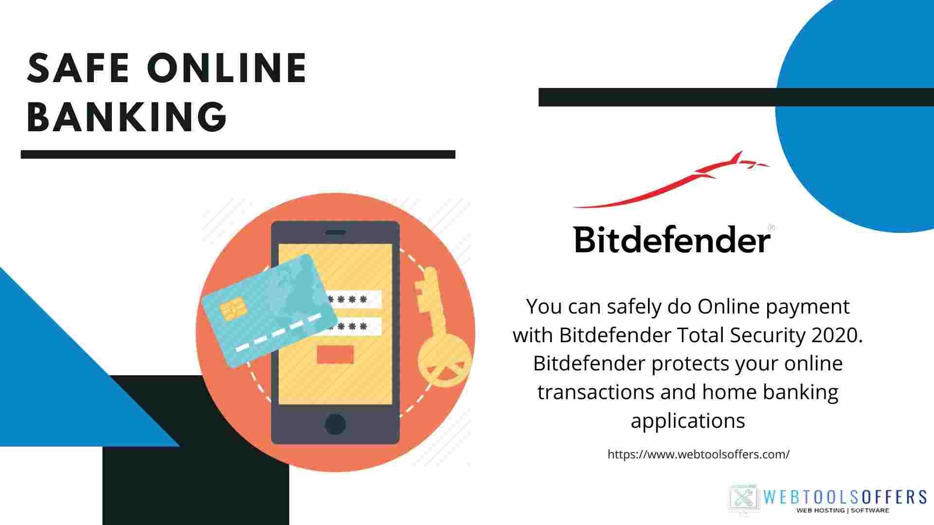 Bitdefender total Security Online Banking