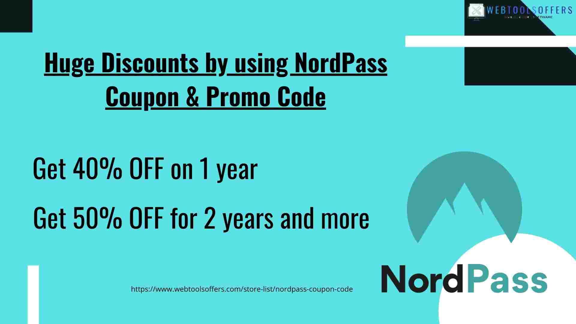 Nordpass promo Code