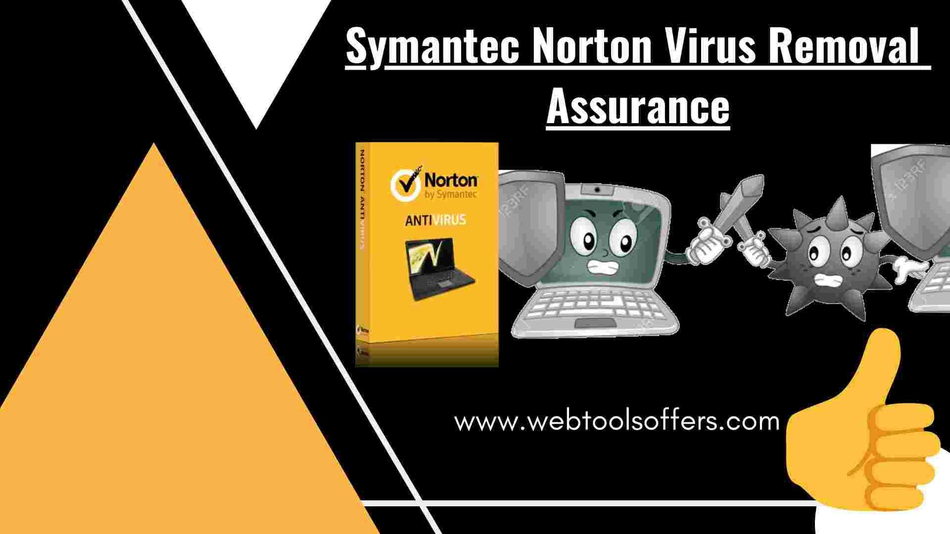 Norton Virus Removal Assurance