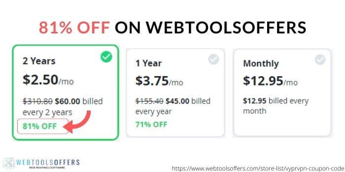VyprVPN discount Code