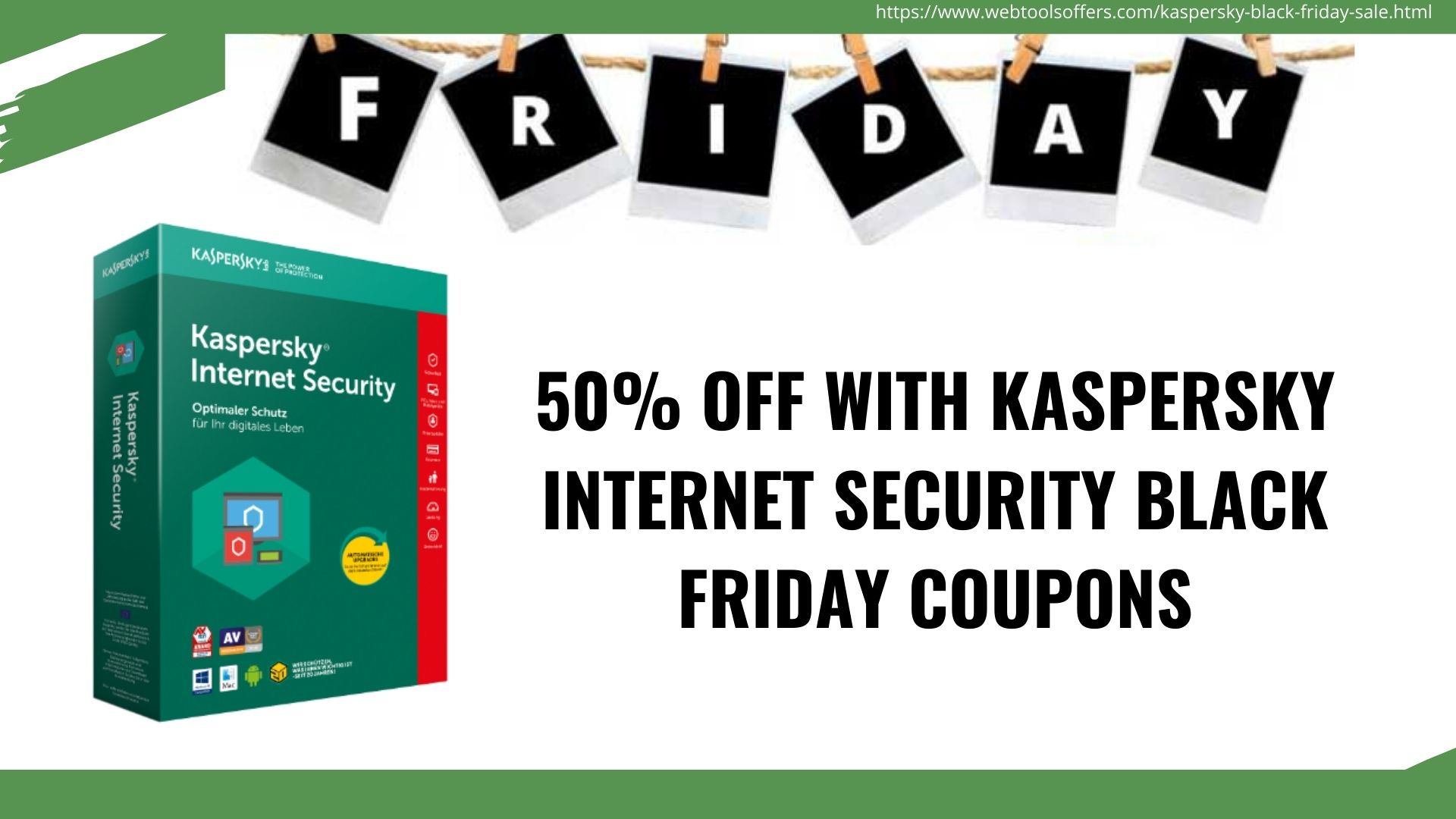 Kaspersky Black Friday Coupon Codes