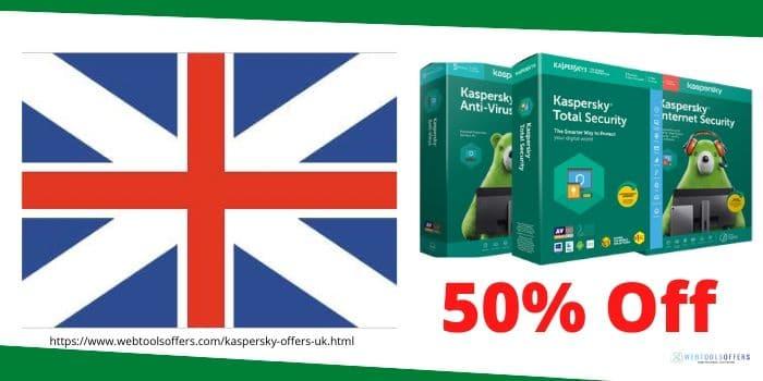 Kaspersky Deals UK