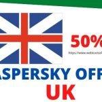 Kaspersky Offers UK