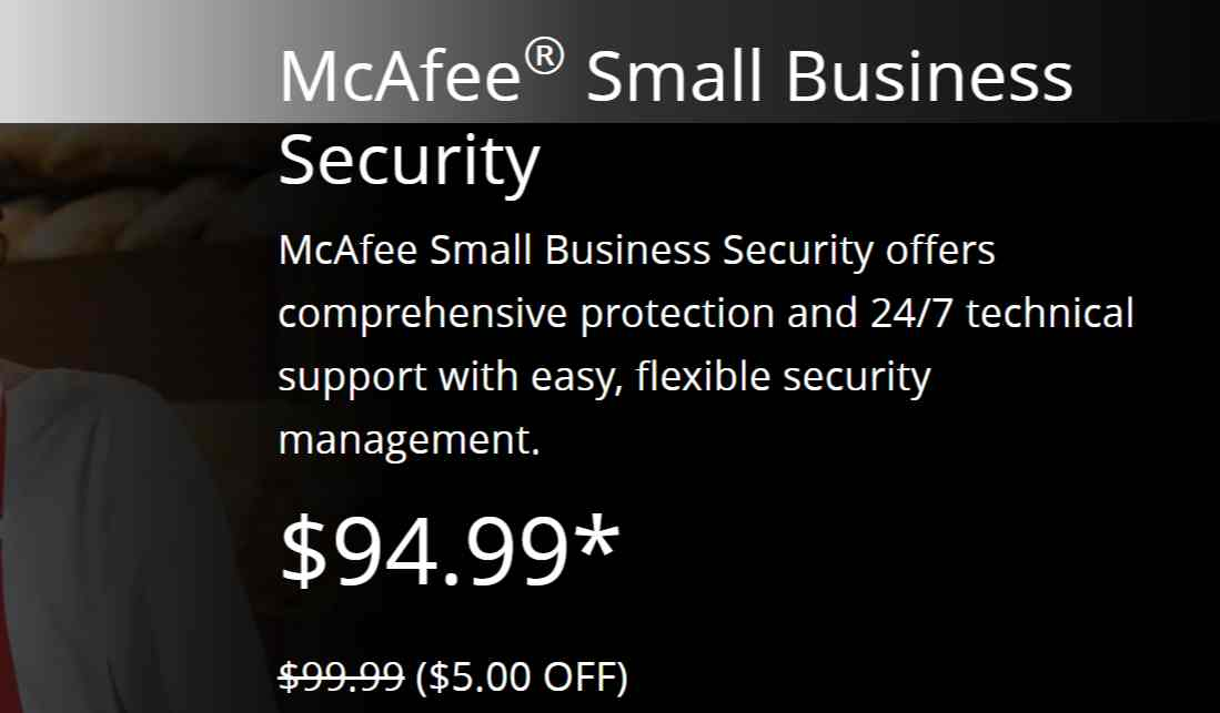 McAfee Discount Coupons 2020