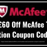 McAfee Total protection Coupon Code