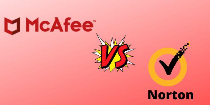 Mcafee vs Norton