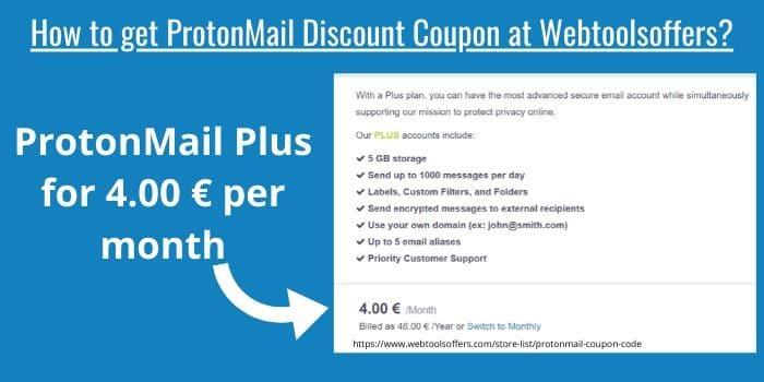 ProtonMail Coupon Code
