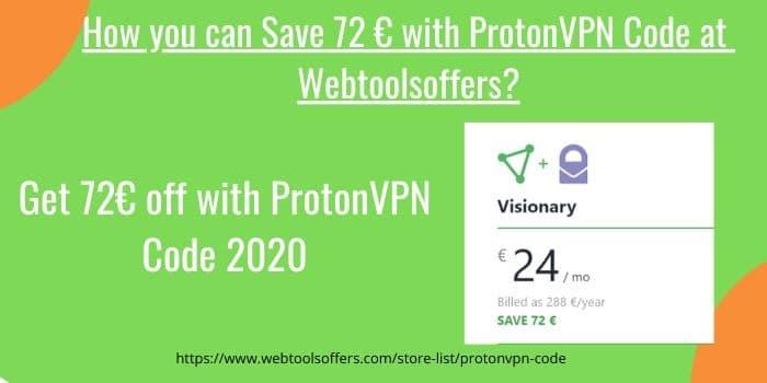 ProtonVPN Discount