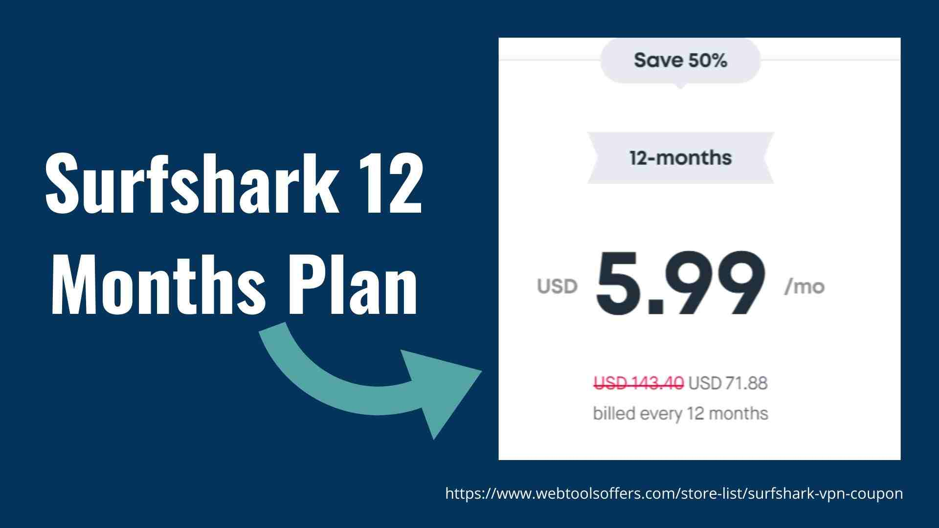 Surfshark VPN Coupon 2020