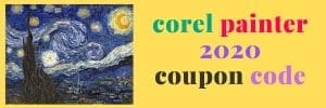 corel painter 2020 coupon code