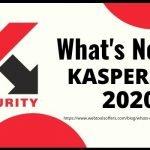 Kaspersky New 2020 Version