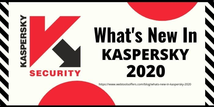 Kaspersky New 2020 Version