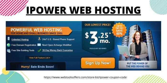 iPower Web Hosting Coupons