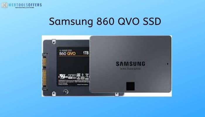 Best Samsung 860 Evo SSD