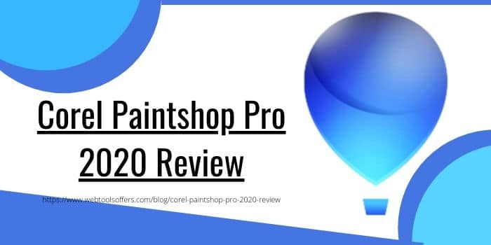 Corel Paintshop Pro 2020 Review