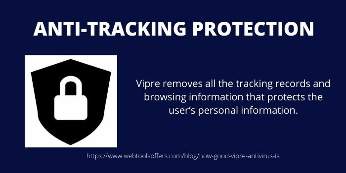 ANTI-TRACKING PROTECTION
