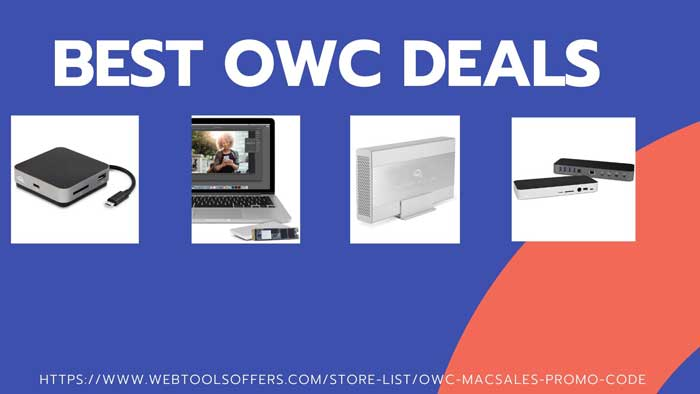 BEST DEALS YOU CAN GET USING MAC SALES OWC PROMO CODE
