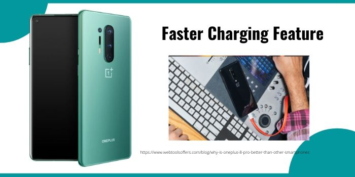 Oneplus Faster Charging Feature