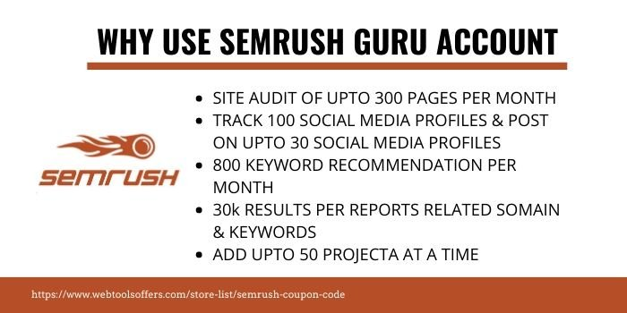 SEMrush $200 Off Coupon Code