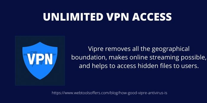 UNLIMITED VPN ACCESS