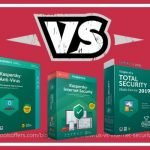 Kaspersky Antivirus VS Kaspersky Internet Security VS Kaspersky Total Security