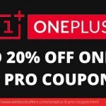ONEPLUS 8 PRO COUPONS