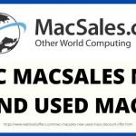 OWC MacSales New & Used Macs Discount Offer