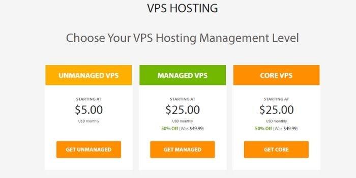 affordable VPS hosting provider