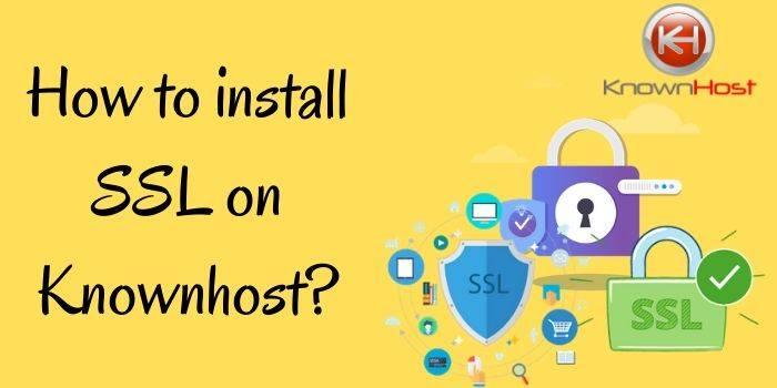 Install KnownHost SSL