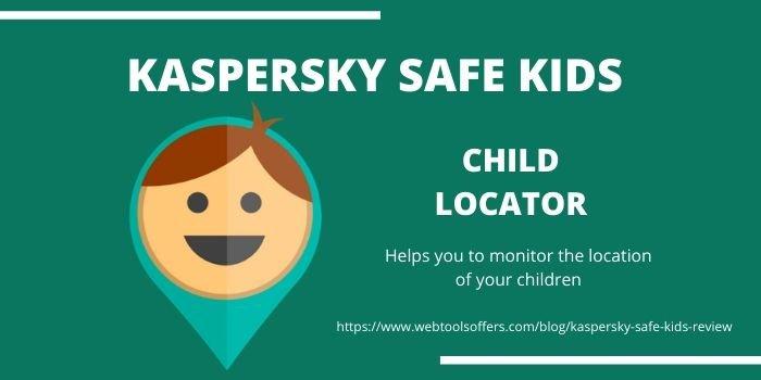Kaspersky Safe Kids Child Locator
