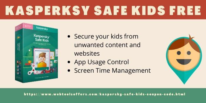 Kaspersky Safe Kids Coupon