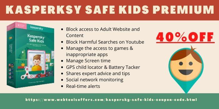 Kaspersky Safe Kids Discount Code
