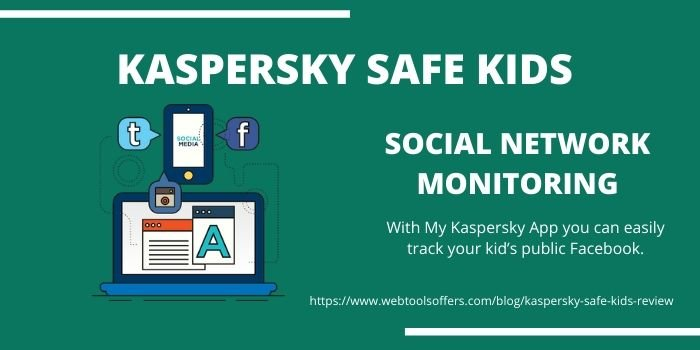 Kaspersky Safe Kids Social Media Management