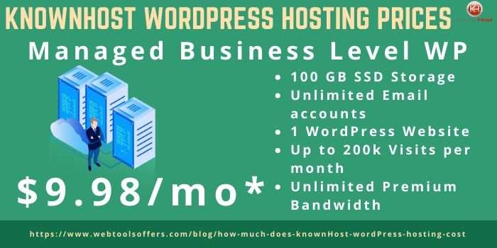 Managed Business Level Plan KnownHost
