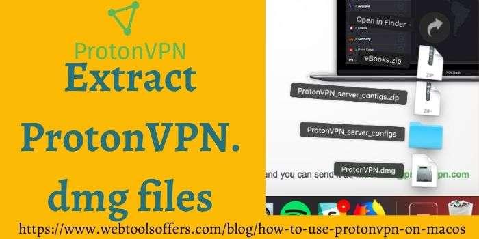 ProtonVPN Extract Files