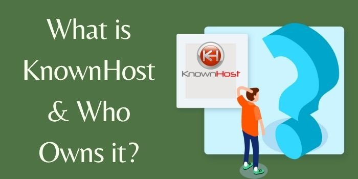 What is KnownHost?