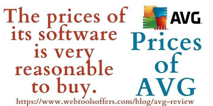 AVG Prices