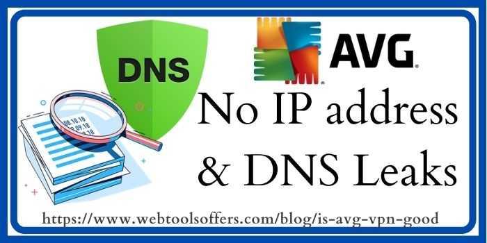 AVG VPN No IP Address Leak