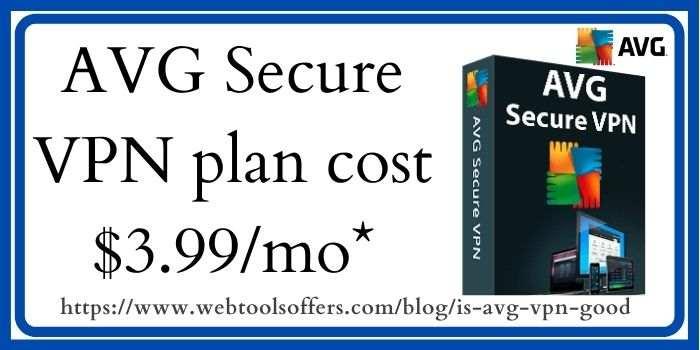 AVG VPN Prices