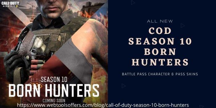 COD Season 10 Born Hunters