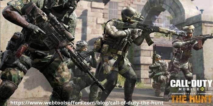 Call of Duty The Hunt Season 10