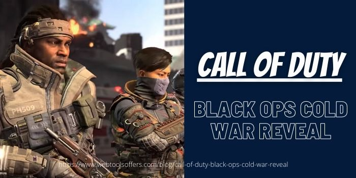 Call of duty- Black OPS Cold War Reveal..
