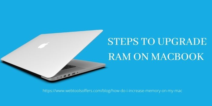 STEPS TO UPGRADE RAM on MACbook